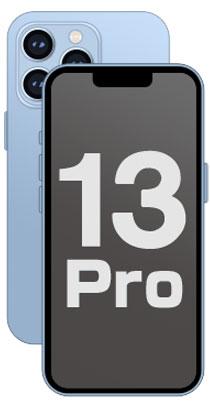話題のスマホ13 Pro